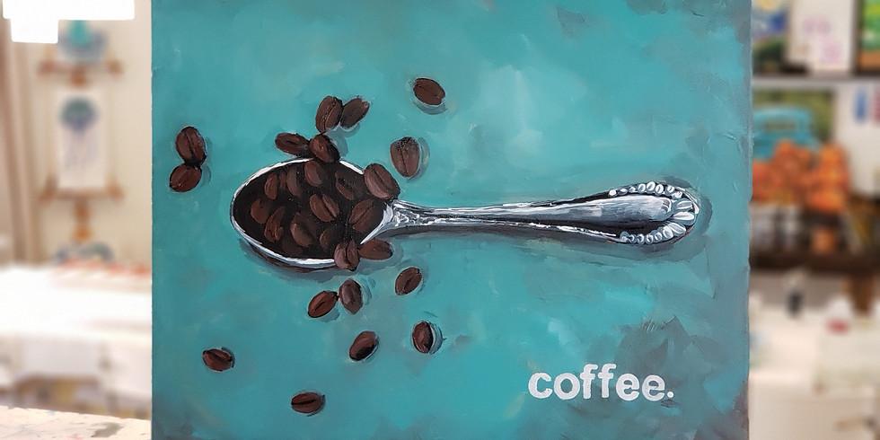 COFFEE SPOON | NOVEMBER 7 | 6-8:30 pm | $35