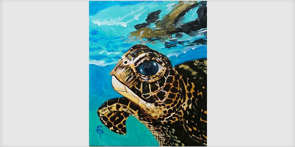 SEA TURTLE | March 8 @ 6pm - 9pm | $35.00