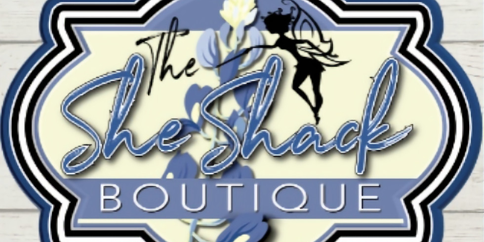 SHE SHACK VIP GROUP! By Invitation Only! BUTTERFLY Online Private Paint Party