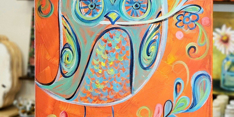 OWL ALWAYS FALL FOR YOU!