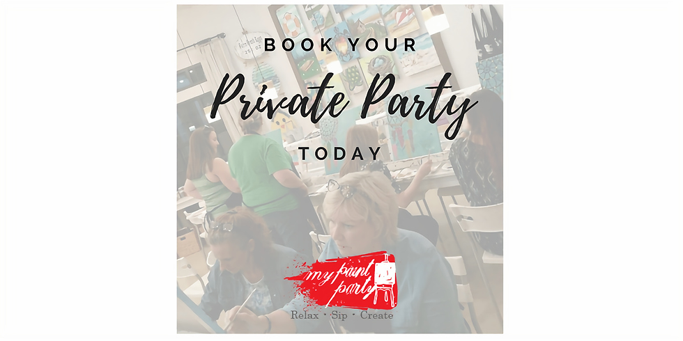 BLAKE'S PRIVATE BIRTHDAY PARTY!!! CALL TANA TODAY TO BOOK YOURS! 850.258.2112