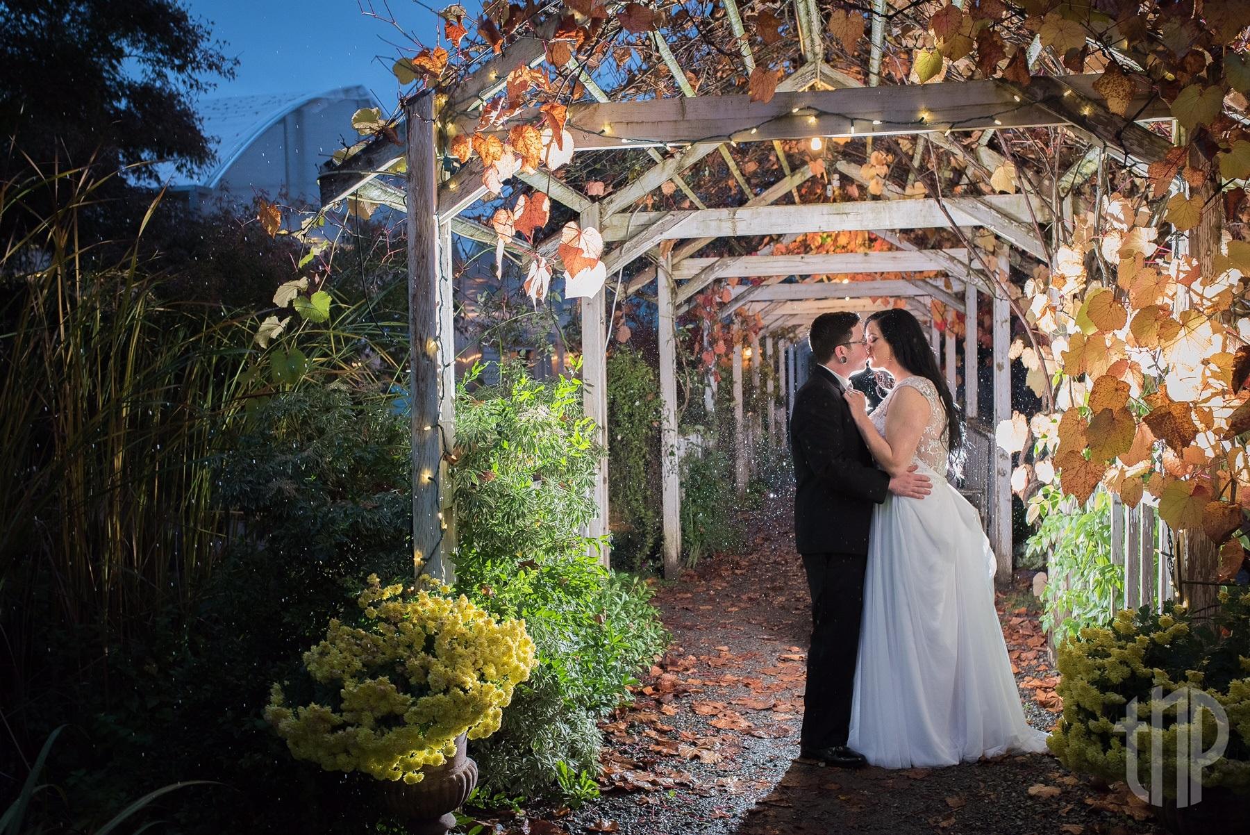 James & Renee's Fall wedding