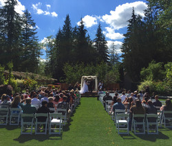 A perfect June wedding