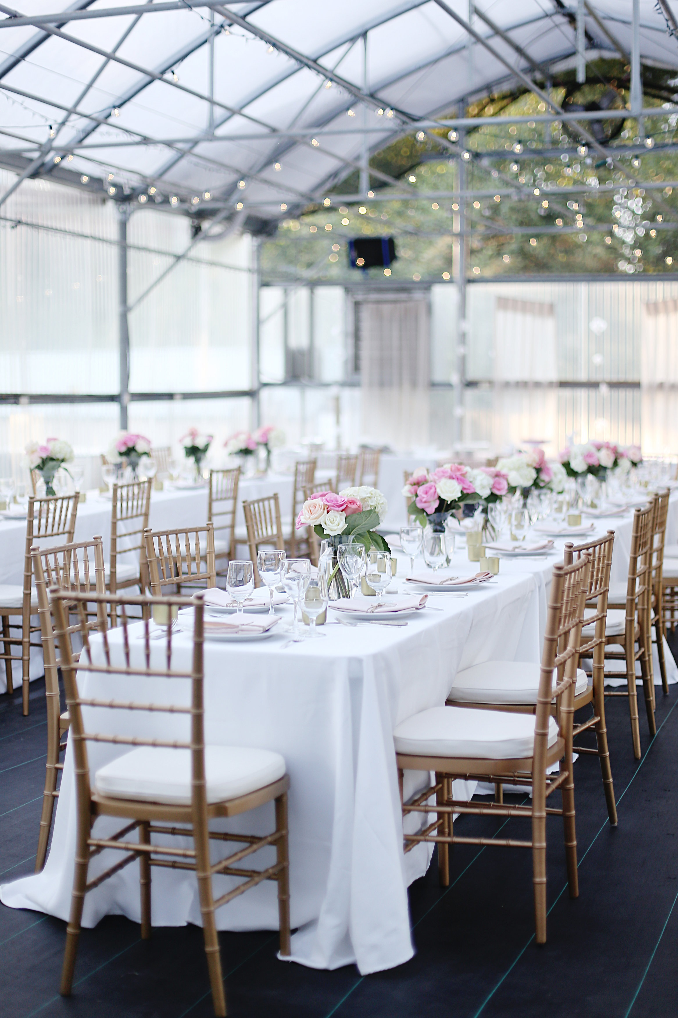 Wedding Day Tables