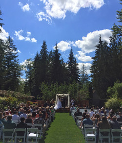 Another perfect June wedding