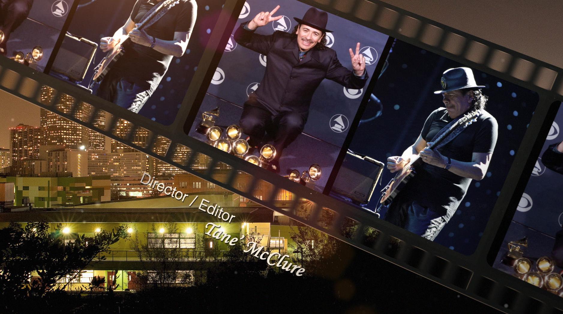 Carlos Santana Film strip tane director.png