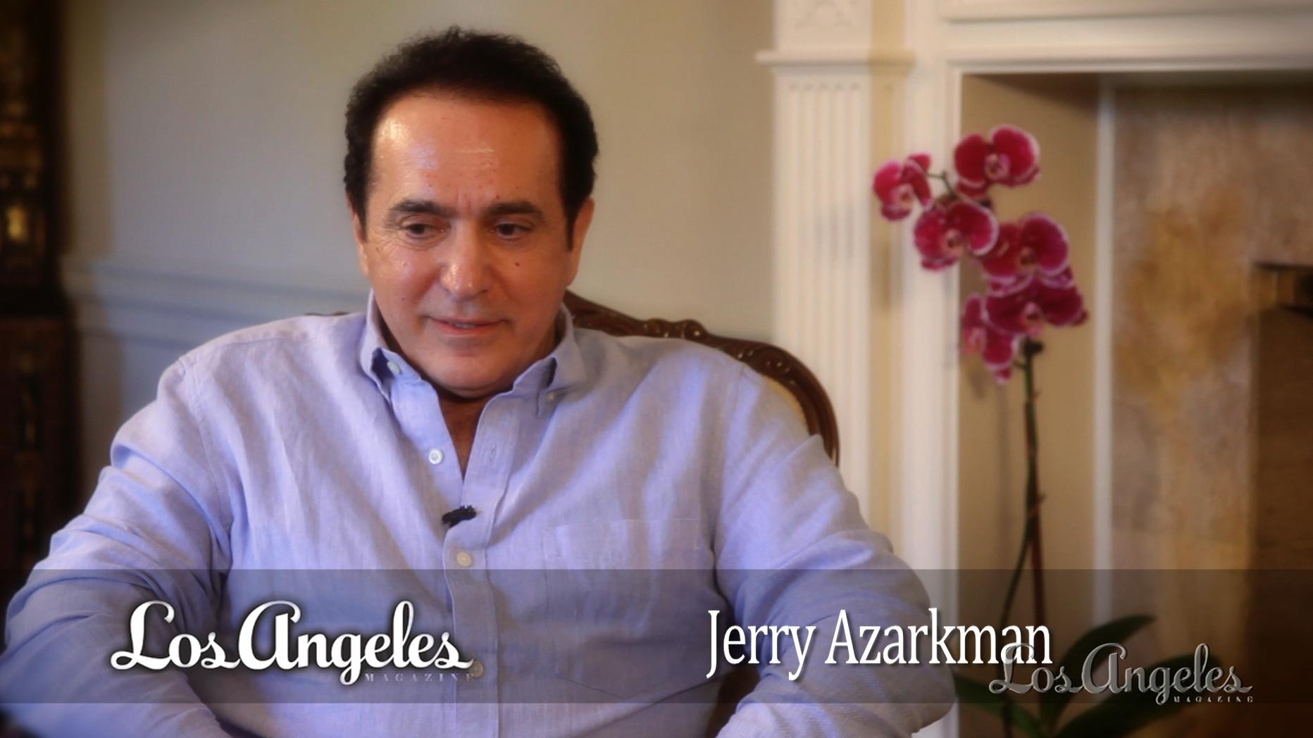 Jerry Azarkman