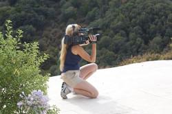 Tane on shoot