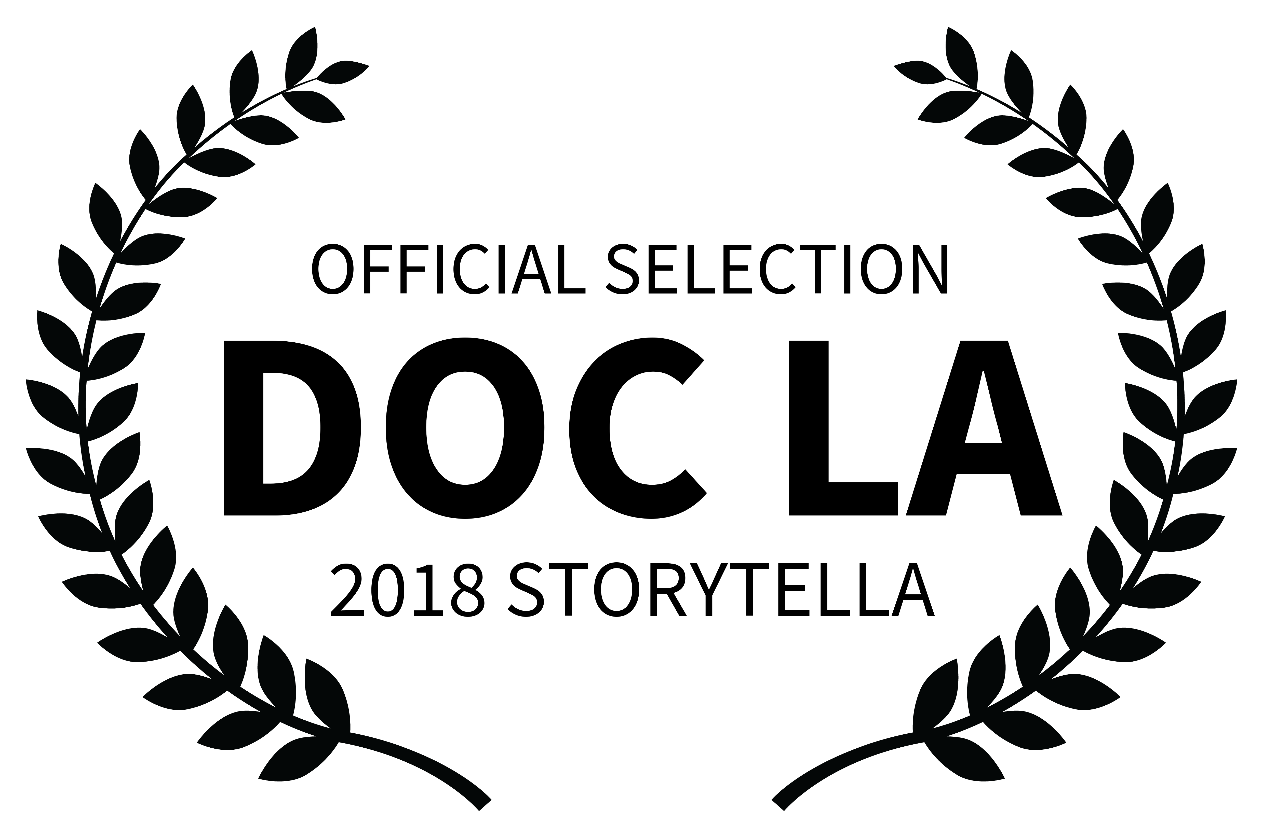 OFFICIALSELECTION-DOCLA-2018STORYTELLA