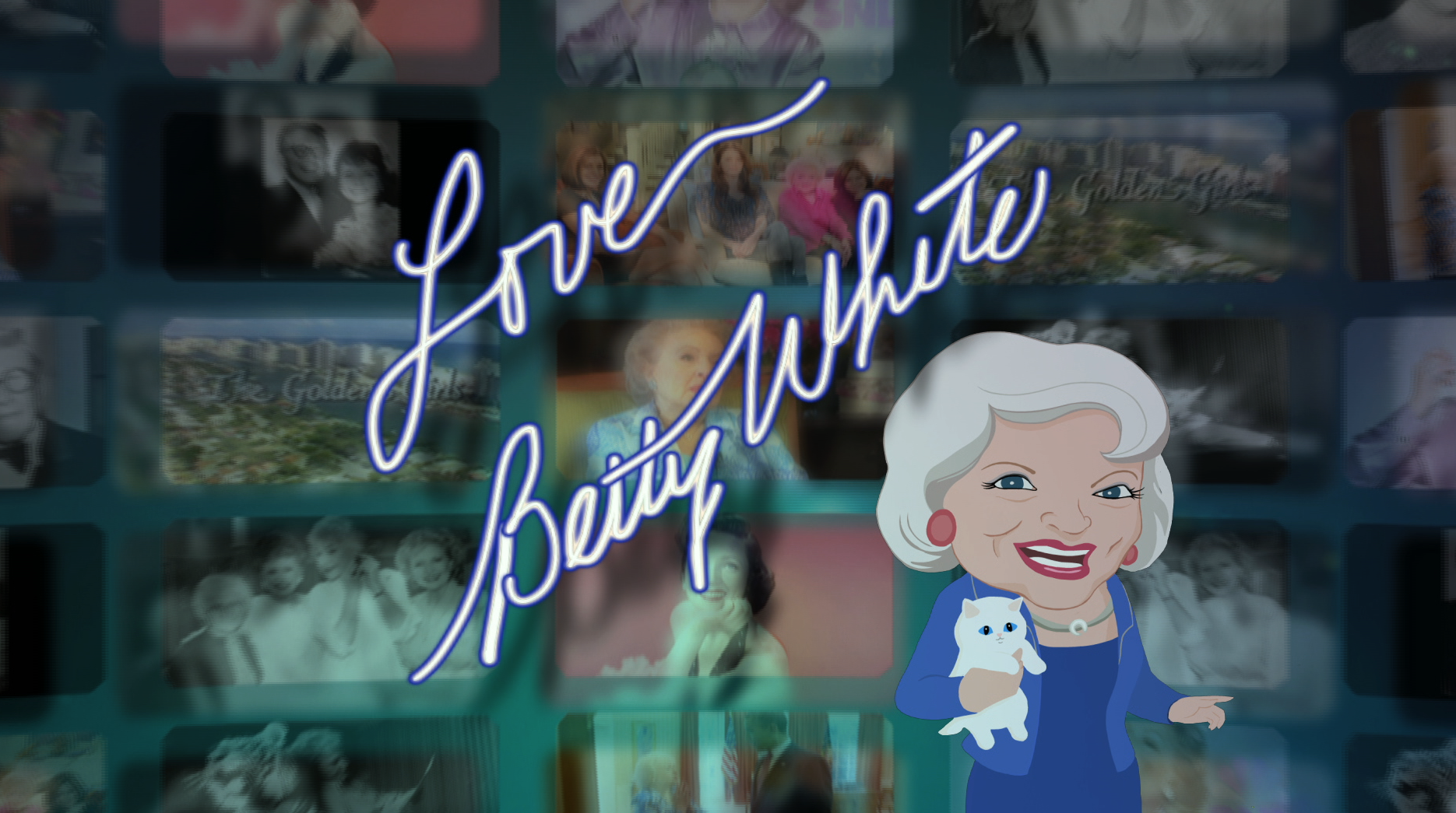 Love Betty White