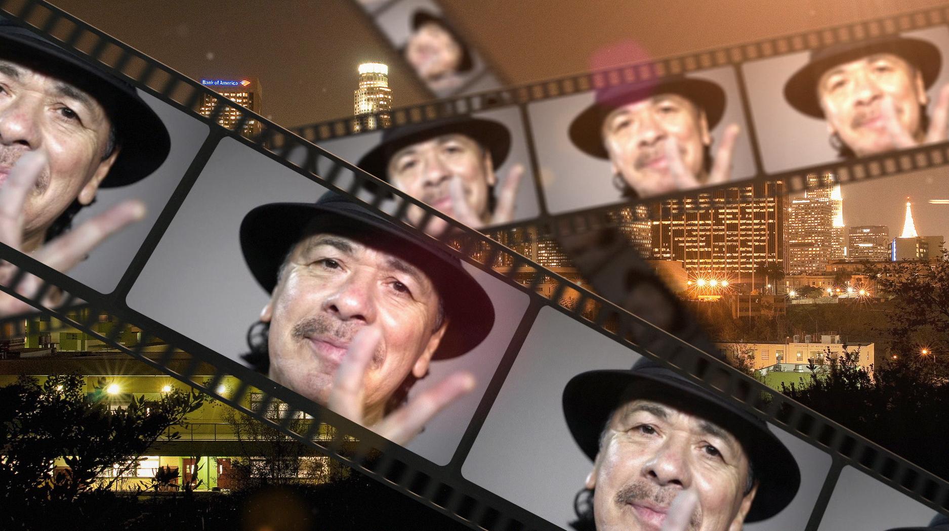 Carlos Santana Open