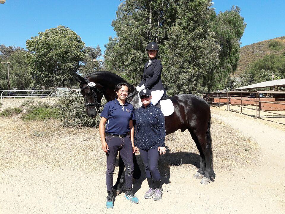 The Dressage Musical Freestyle Team