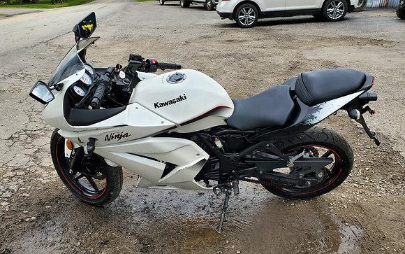 2011 Kawasaki Ninja 250