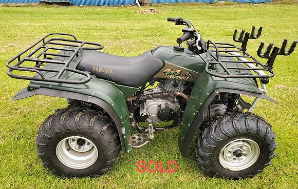 2000 Yamaha Timberwolf 250 4x4