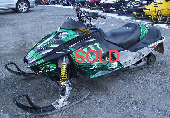 2004 Skidoo MXZ 600 Adrenaline