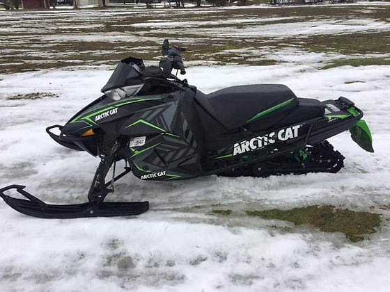 2013 Arctic Cat F8 Sno Pro