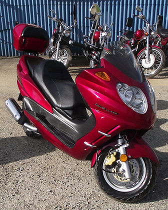 2006 Linhai 300 SuperStada Scooter
