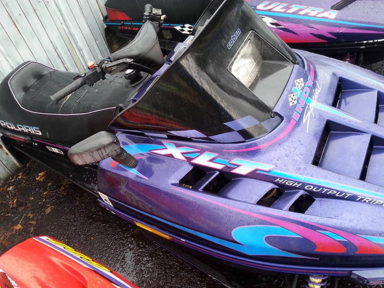 1996 Polaris XLT 600