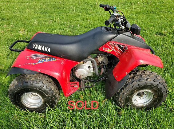 1997 Yamaha Badger 80