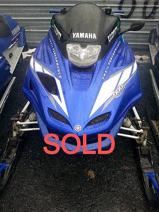 2002 Yamaha SXR 600