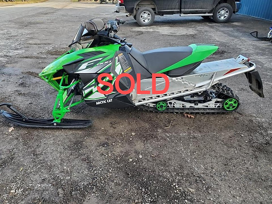 2012 Arctic Cat F8
