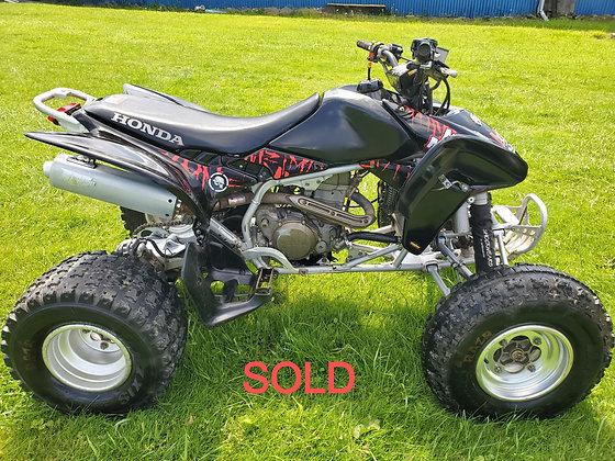 2007 Honda trx 450er
