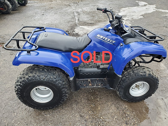 2006 Yamaha Grizzly 125
