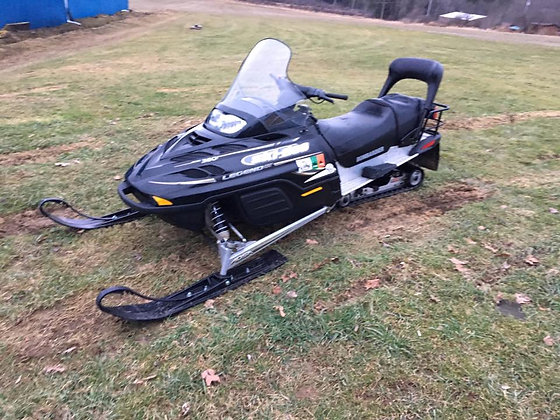 2004 Skidoo Legend GT 380 F (2 UP)