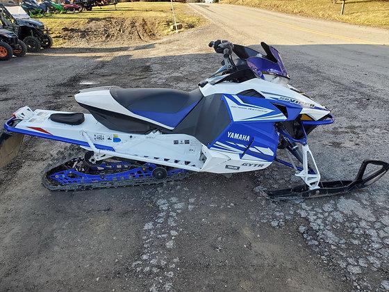 2015 Yamaha SR Viper 1050 w/ Turbo Kit