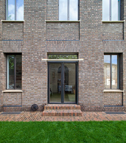 Flank elevation, Wapping