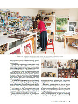 Article - Highlife - Slavica Zivkovic
