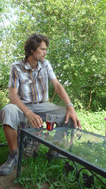 Une pause au jardin