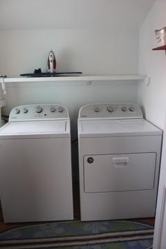 Laundry Closet / Room