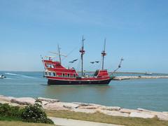 Pirate Ship Tour