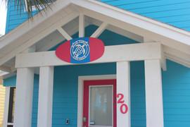 Cottage Entrance Sign