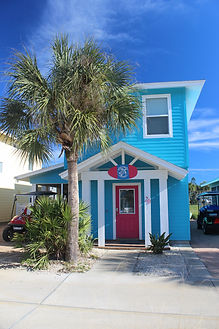 Front of House with Golfcart (1).JPG