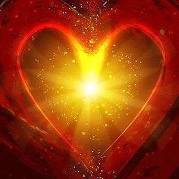 le cœur de l'amour