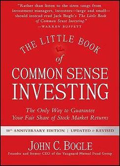 The little book of common sense investin