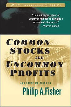 Common stocks and uncommon profits and o