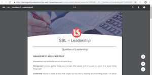 My experiences of joining ACCA SBL online course