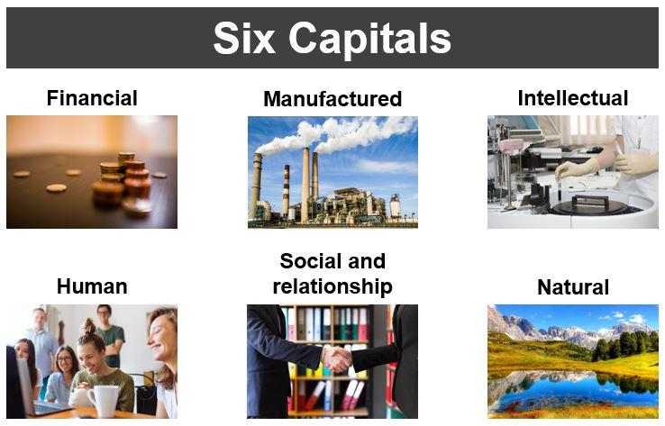 Integrated Reporting - Six Capitals