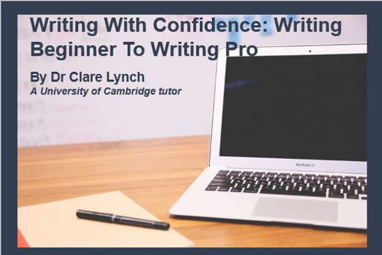 Writing with confidence_Writing beginner