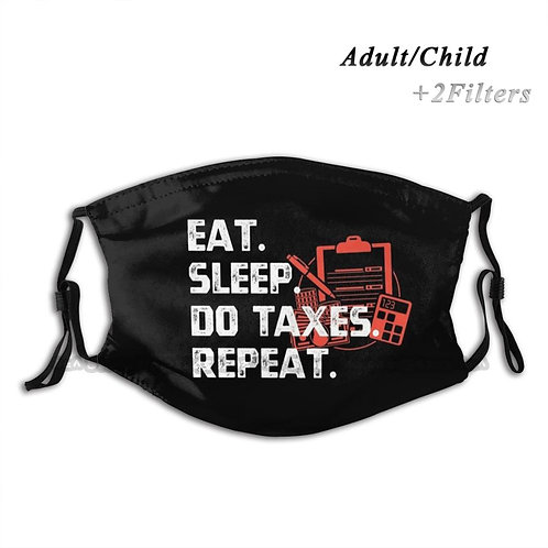 Funny New 3D Cloth Face Mask