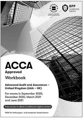 ACCA AAA textbook.JPG