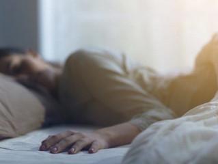 Har du tänkt på hur du egentligen sover?