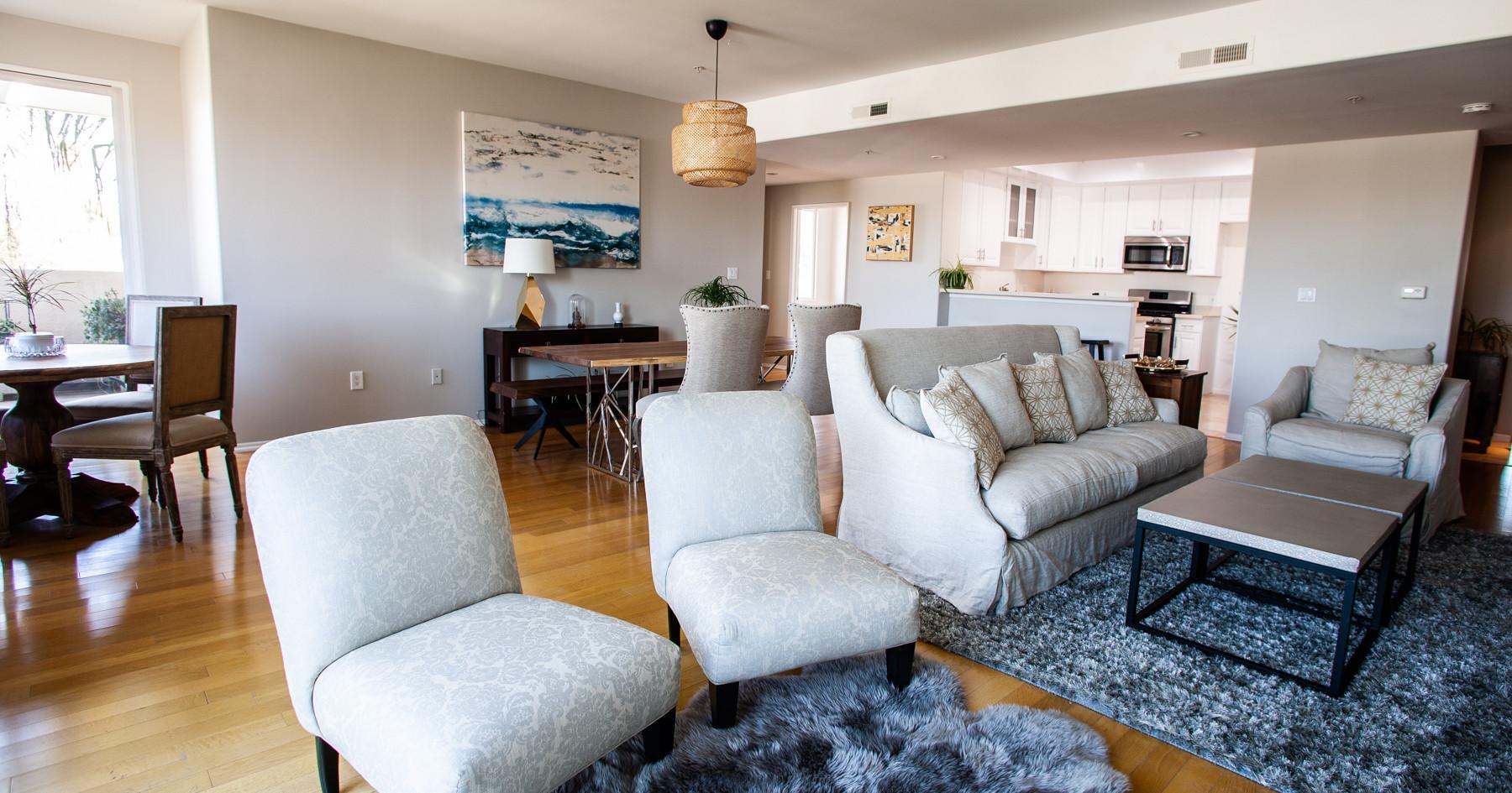 1st Street Living Room