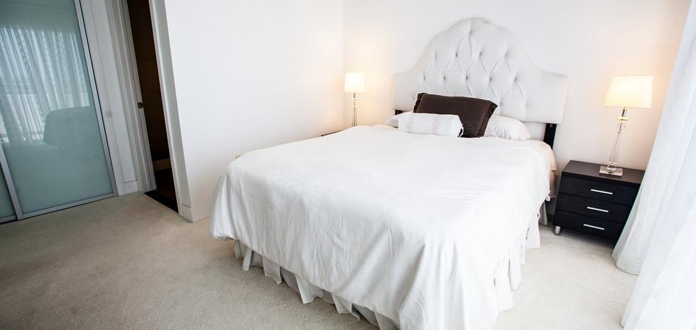 Sawtelle Condo Guest Bedroom