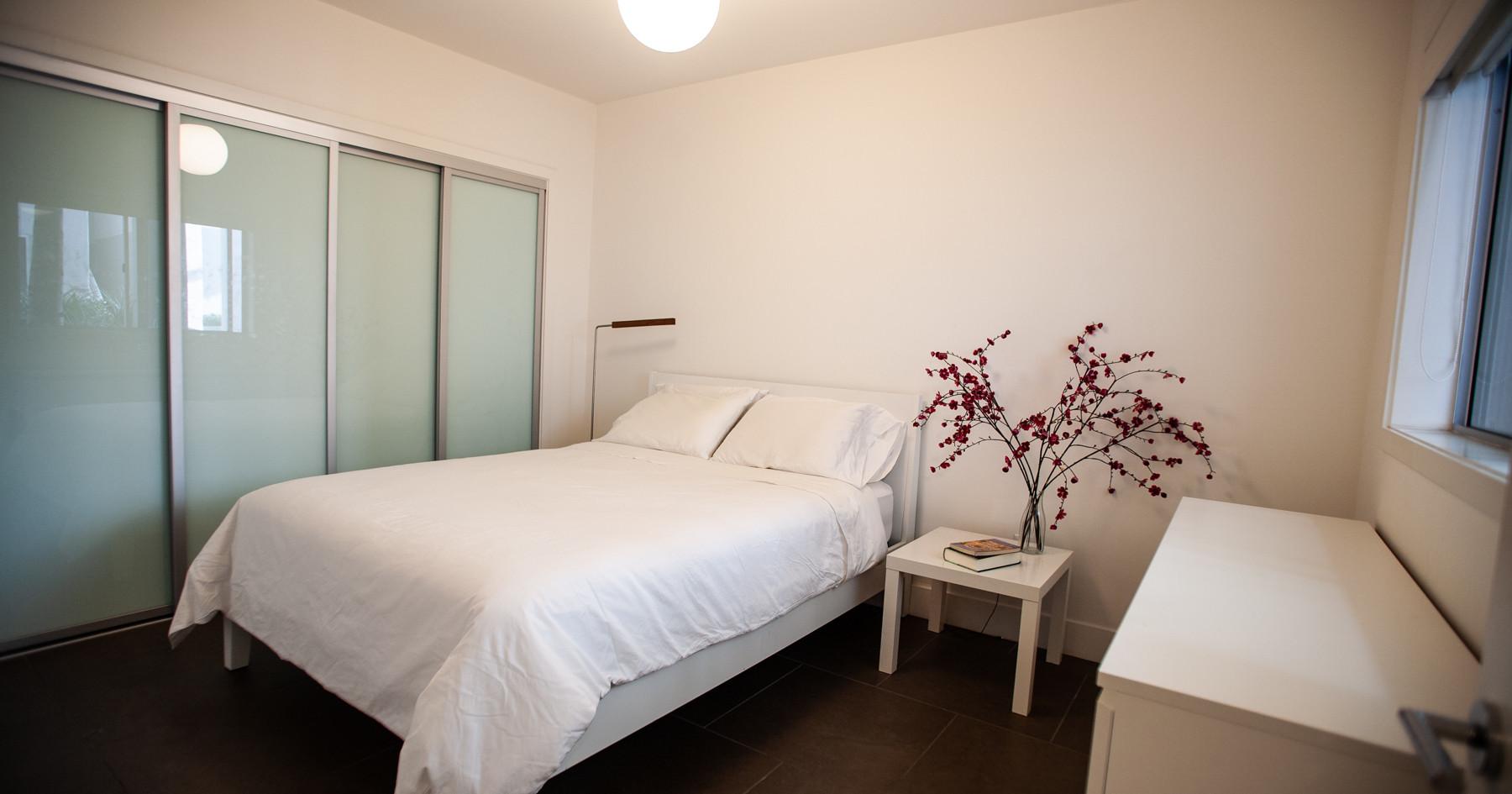 Sawtelle Guest Bedroom
