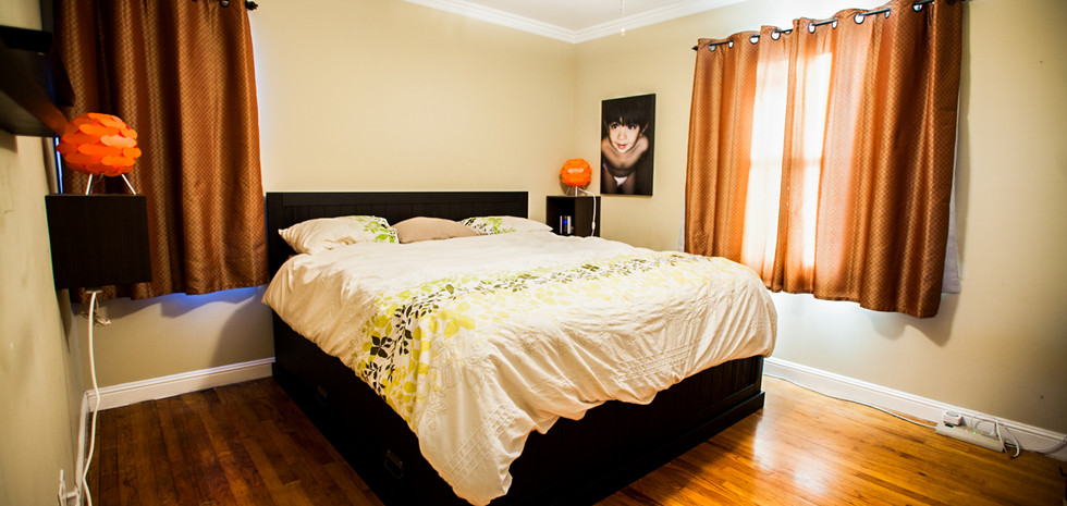 Master Bedroom at 79th Street