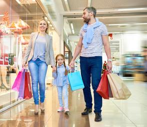 Çocuklar İle Alışveriş